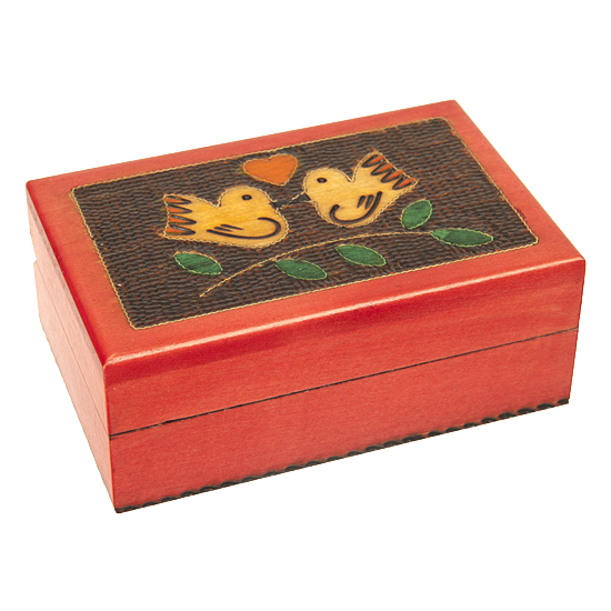 Sikorka - Polish Wooden Box