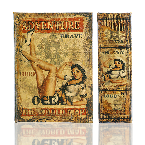 Adventure (Safe Box) - Book Box
