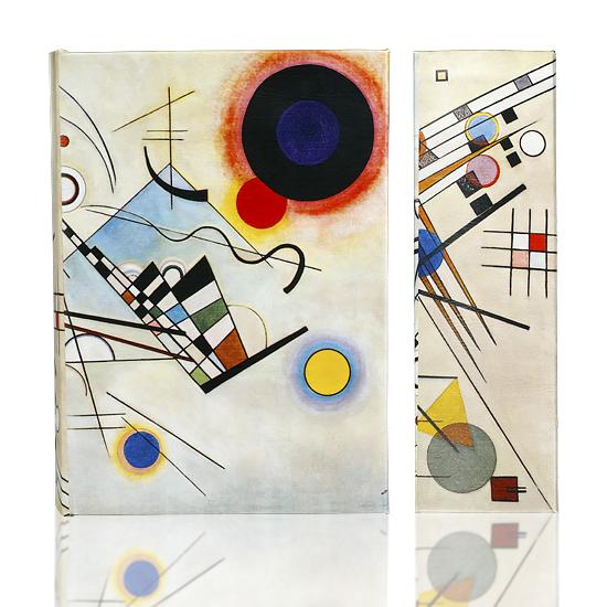 Kandinsky Composition VIII Book Box - Book Box
