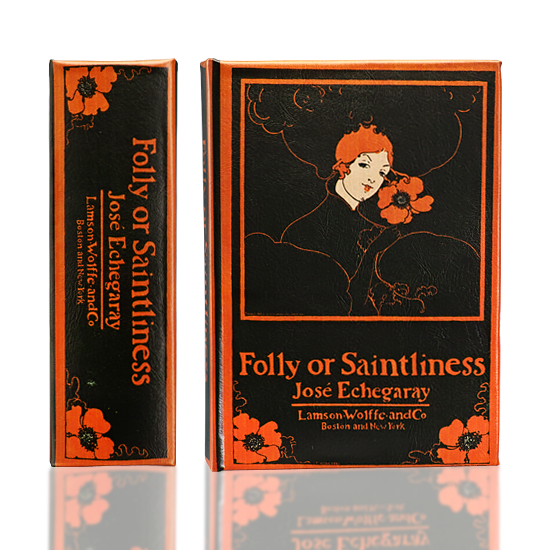 Folly or Saintliness - Book Box