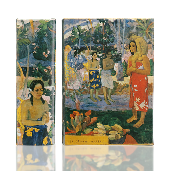 "Gauguin's ""Hail Mary"" - Book Box"
