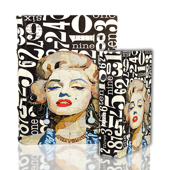 Modern Marilyn Monroe - Book Box