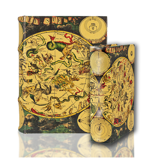 Zodiac Atlas Book Box - Book Box