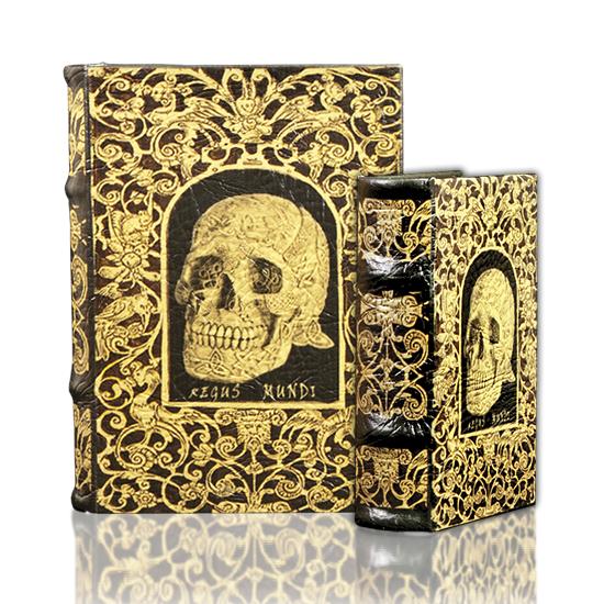 Skull Book - Book Box