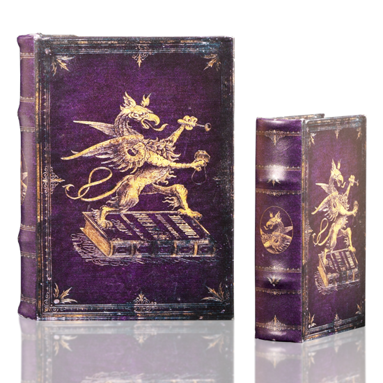 Royal Griffon - Book Box