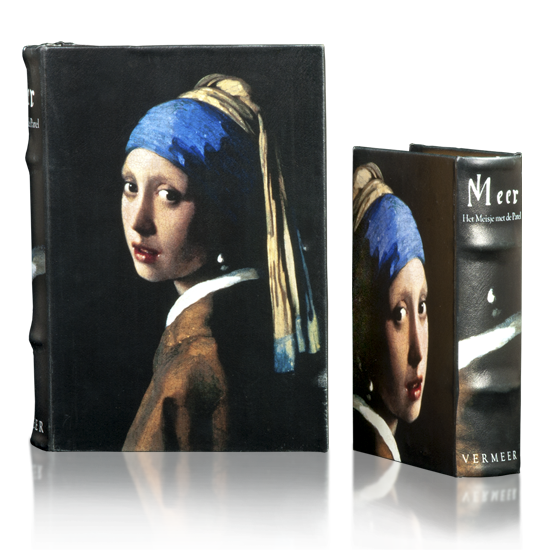 "Vermeer ""Girl with Pearl Earring - Book Box"