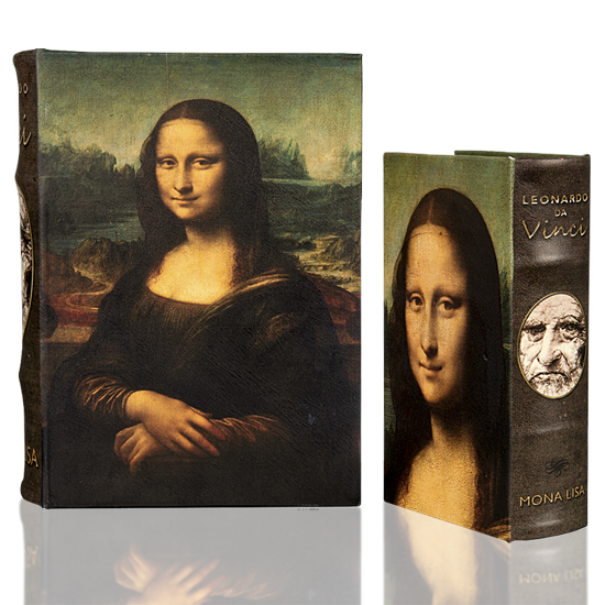 Mona Lisa - Book Box