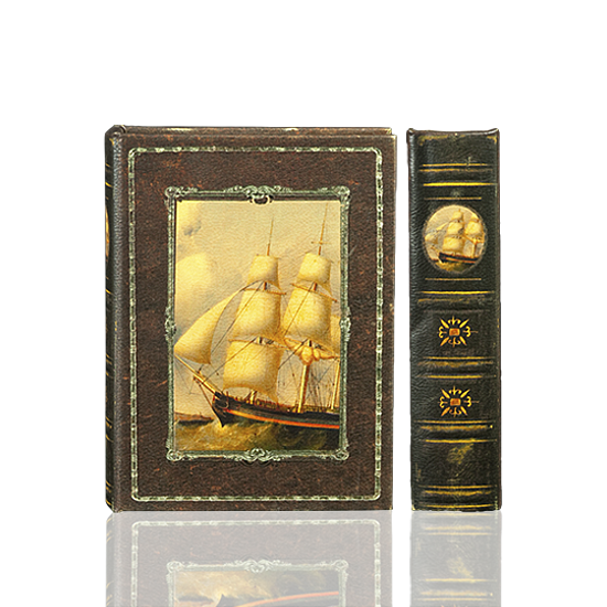 Old Time Sailing - Book Box