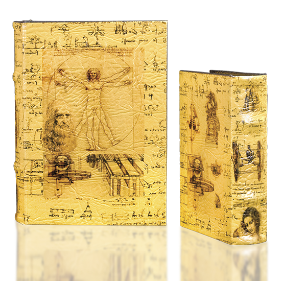 Da Vinci - Book Box