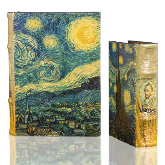 Van Gogh - Book Box
