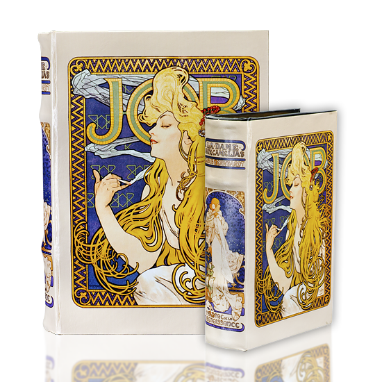 Mucha Secession I - Book Box