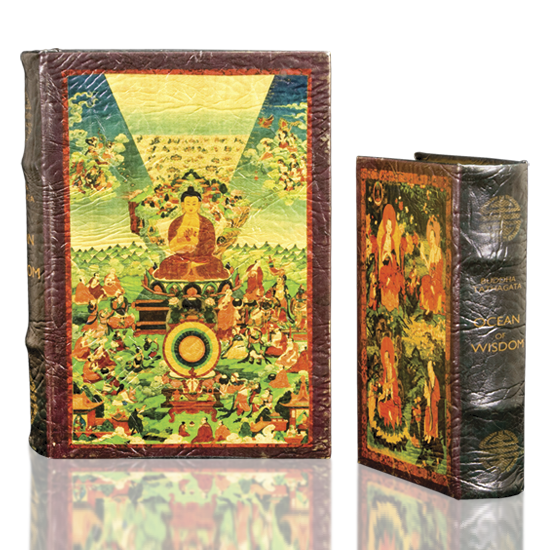 Buddha - Book Box
