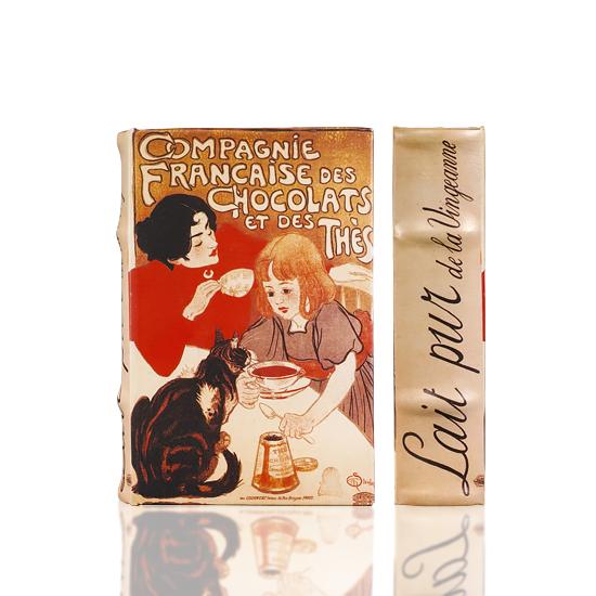 Chocolats et des Thés - Book Box