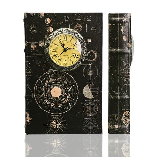 Astrology Clock Box - Book Box