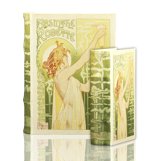 Absinthe - Book Box