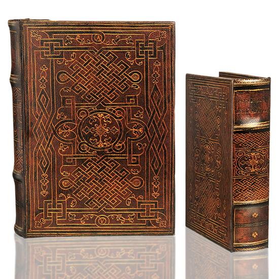 Eternal Knot - Book Box