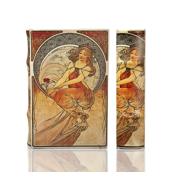 "Mucha ""The Arts Series"" - Book Box"