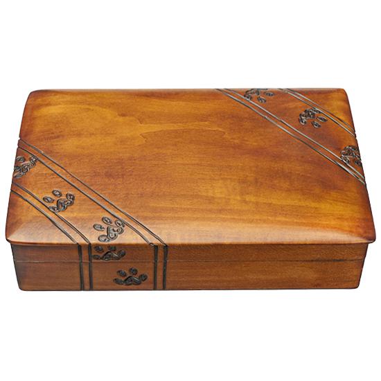 Large Paws - Polish Wooden Box