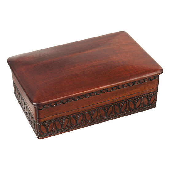 Masculinity - Polish Wooden Box