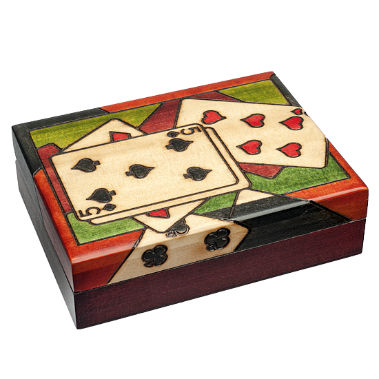 Royal Flash - Polish Wooden Box