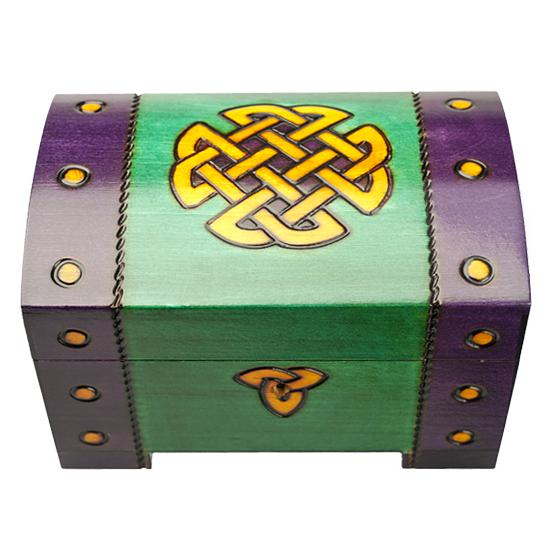 Seal of the Bard - Polish Wooden Box