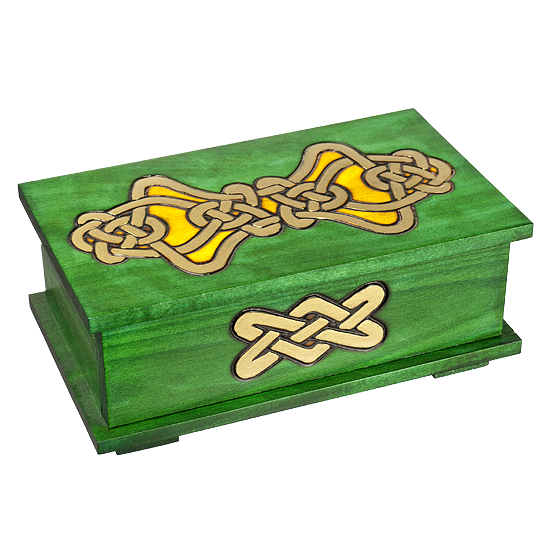 Eternal Life - Secret Box - Polish Wooden Box