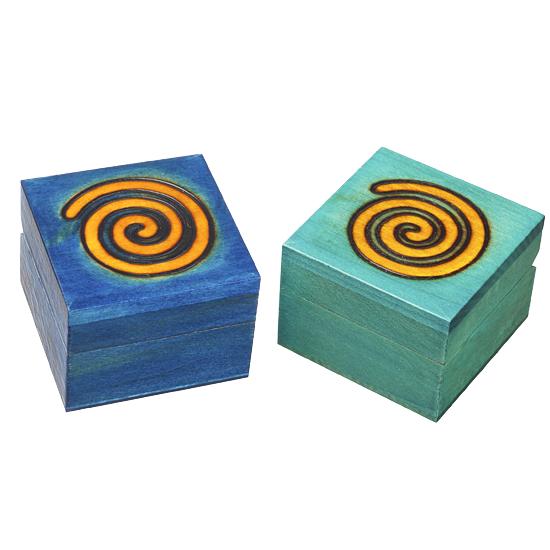 Spiro Mini - Polish Wooden Box
