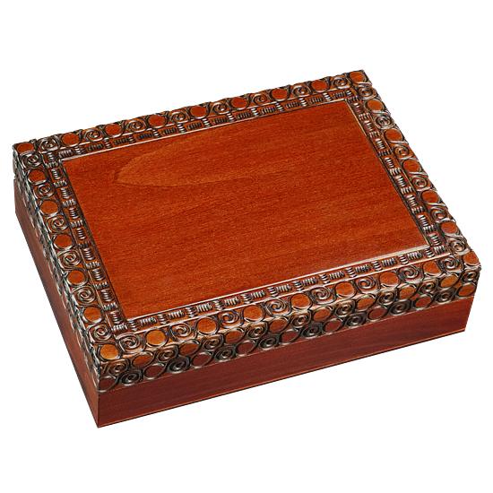 Simply Brown - Polish Wooden Box