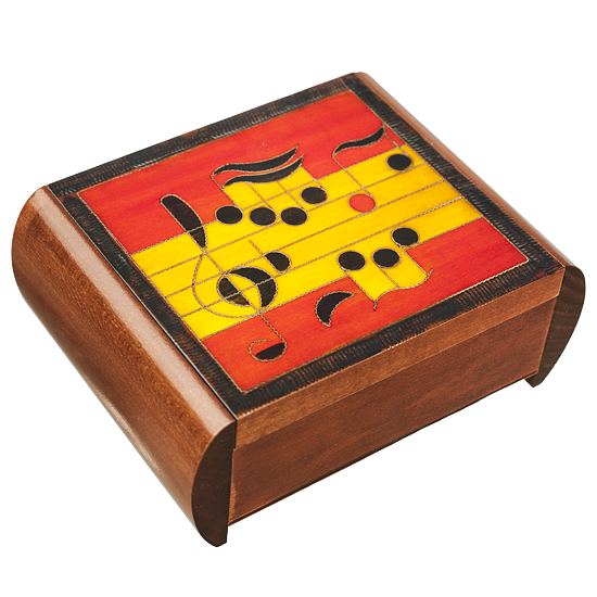 Concerto - Polish Wooden Box