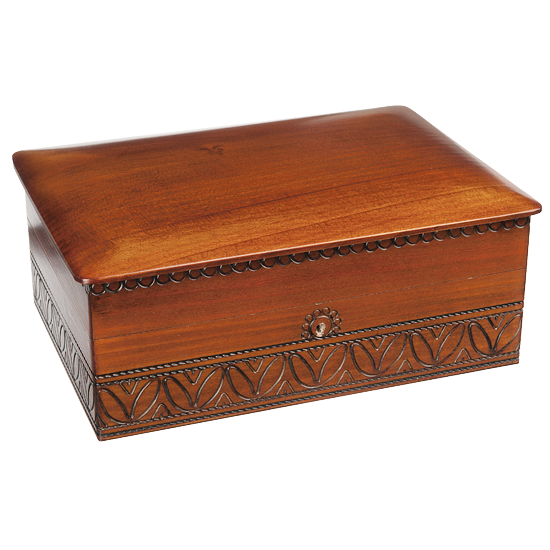Masculinity 3 - Polish Wooden Box