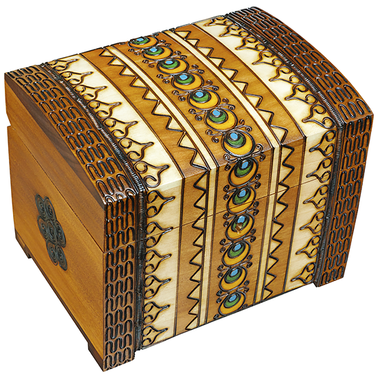 New Sodecki Style - Polish Wooden Box
