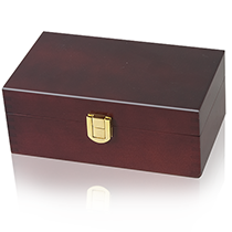 Medium Memory Pet Urn - Brass Lock