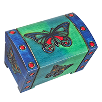 Butterfly- Medium Trunk